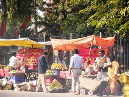フルーツ売り場