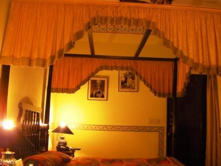 ジャイプールのホテルへ~ウメイド・マハル・ホテル